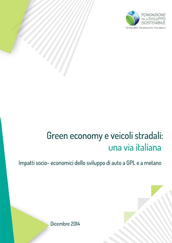 green economy e veicoli stradali