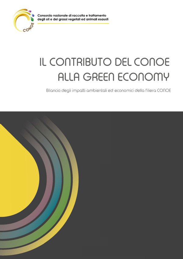 cover conoe green economy report 2015