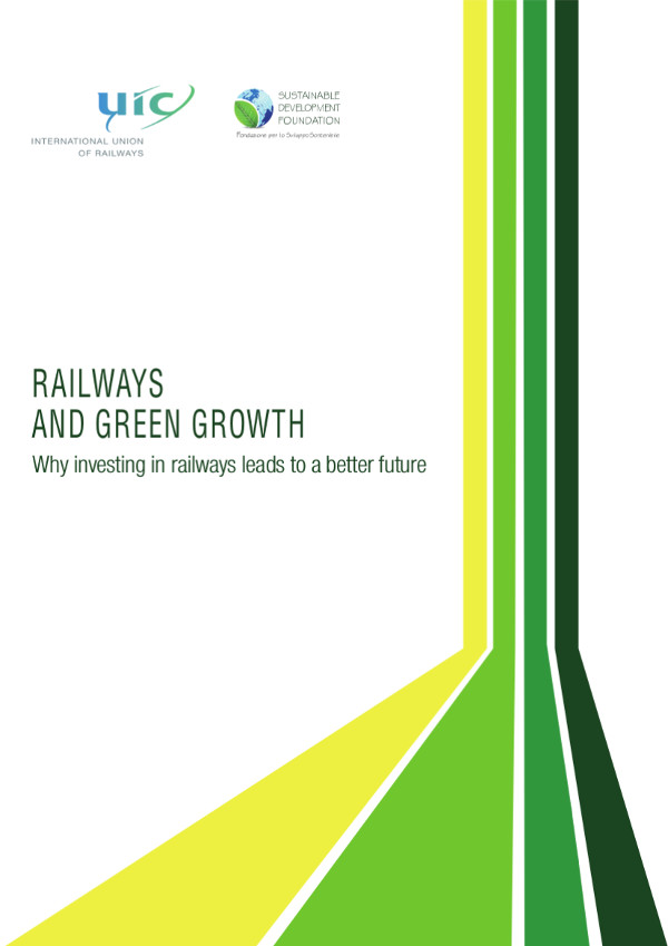 Railways and Green Growth
