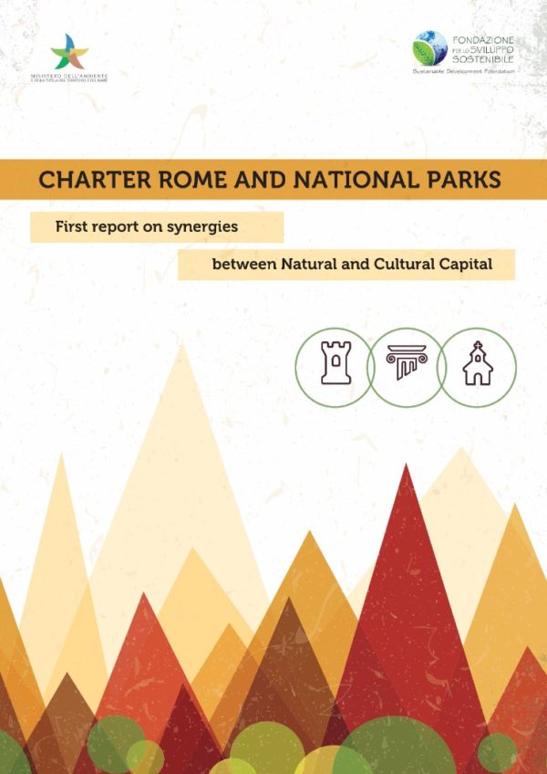 cover cherter of Rome report