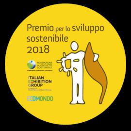 logo premio sviluppo sostenibile 2018