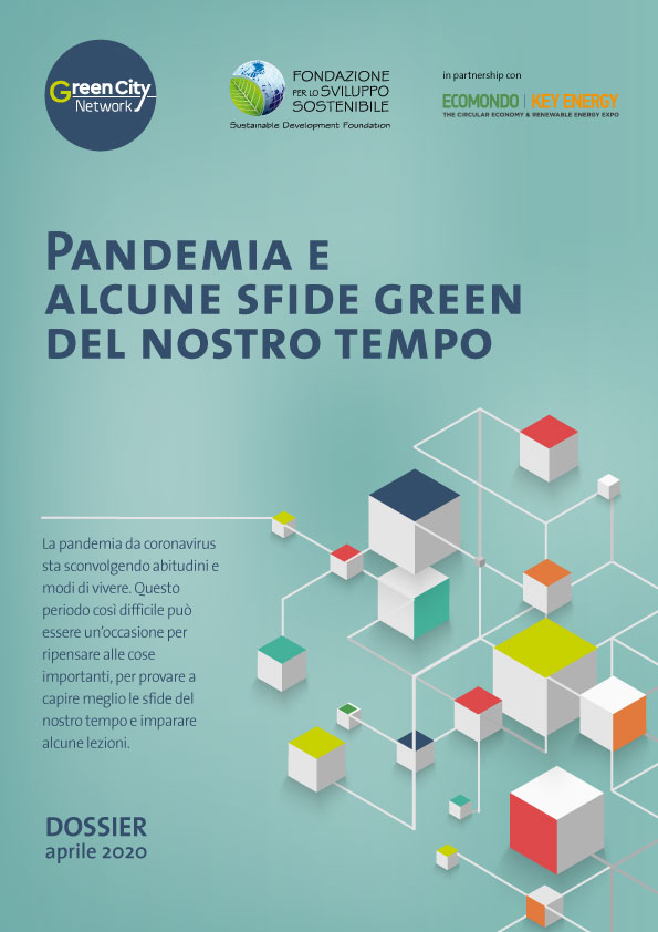 copertina dossier pandemia