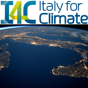 italy for climate banner